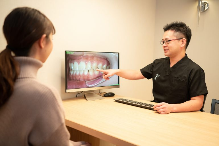 噛み合わせの治療|郡山の矯正歯科